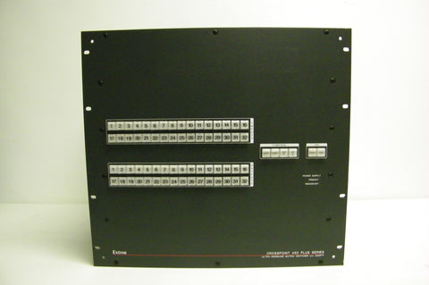 Extron CrossPoint 450 Plus 24x24 Ultra-Wideband Matrix Switchers for RGB and ...