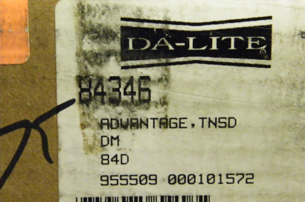 DA-Lite 84346 ADVANTAGE,TNSD 84D DM