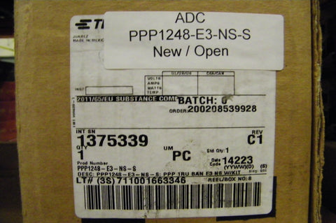 ADC PPP1248-E3-NS-S