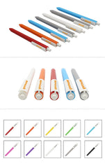 Gel Pen With White Clip CG Gel Pens One Dollar Only