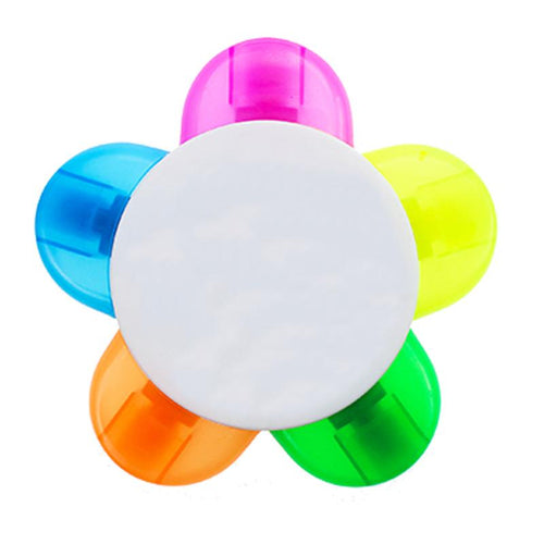 Flower Highlighter CG Highlighter Pens One Dollar Only