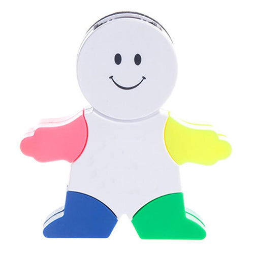 Robot Highlighter CG Highlighter Pens One Dollar Only