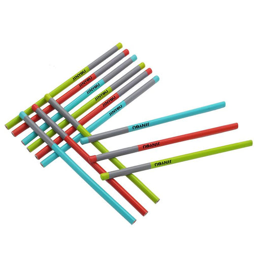 Eco-Friendly Triangular Pencil Set CG Pencils One Dollar Only
