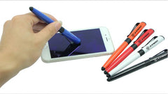 Metal Gel Pen With Stylus CG Pens One Dollar Only