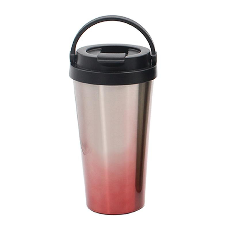 Water Bottle with Carrying Handle and Flip-Top Lid CG Drinkware One Dollar Only