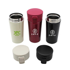 Large Flip Cap Vacuum Insulated Bottle CG Drinkware One Dollar Only