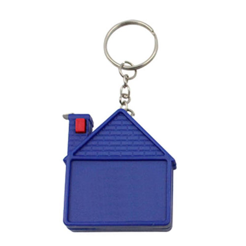 House Keychain With Tape Measure CG Measuring Tape One Dollar Only