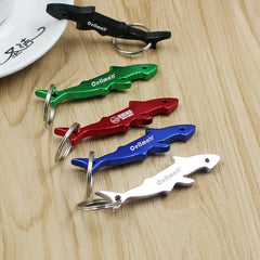 Shark Keychain With Bottle Opener CG Bottle Openers One Dollar Only