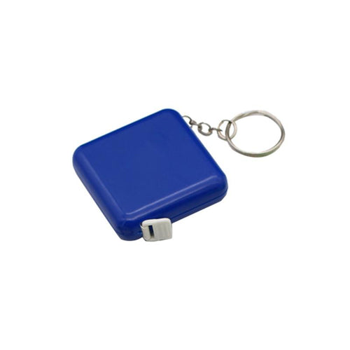 Square Keychain With Tape Measure CG Measuring Tape One Dollar Only