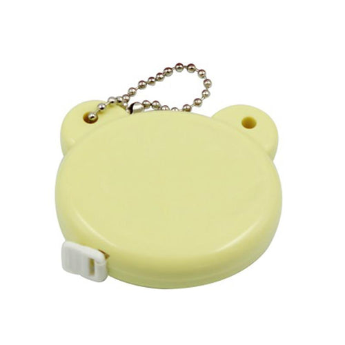 Bear Keychain With Tape Measure CG Measuring Tape One Dollar Only