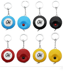 Mini Round Keychain With Tape Measure CG Measuring Tape One Dollar Only