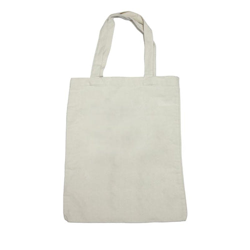 Cotton Tote Bag With Carrying Straps CG Bags One Dollar Only