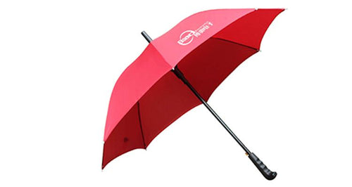 Non-Collapsible 8K Umbrella With Straight Handle