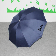 Collapsible 10K Three-Fold Umbrella CG Umbrella One Dollar Only