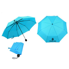 Collapsible 8K Three-Fold Business Umbrella CG Umbrella One Dollar Only
