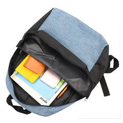 Backpack with Wide Shoulder Straps CG Bags One Dollar Only