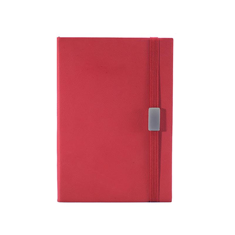 Business Paperback Notebook With Imitation Leather Cover CG Notebooks One Dollar Only