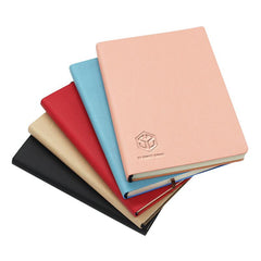 Small Colourful PU Notebook
