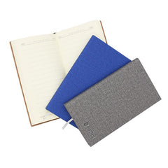 A6 Notebook with Textured Cover CG Notebooks One Dollar Only