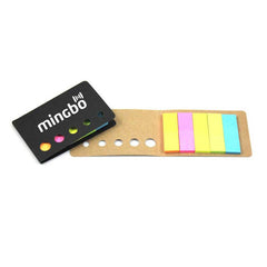 Eco-Friendly Mini Sticky Flag Pads Set CG Sticky Notes One Dollar Only