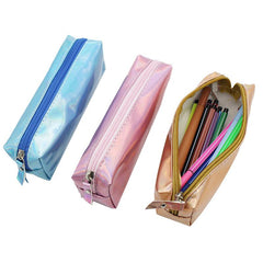 Shiny Rectangular Pencil Case