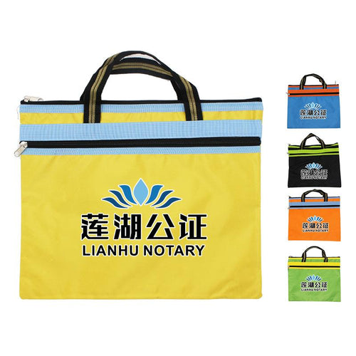 A4 Document Tote Bag