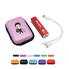 Stick-Shaped Portable Power Bank Set CG Power Banks One Dollar Only