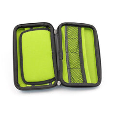 Zippered Hard Shell Case CG Pouches One Dollar Only