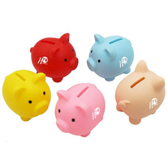 Mini Pig-Shaped Piggy Bank CG Piggy Banks One Dollar Only