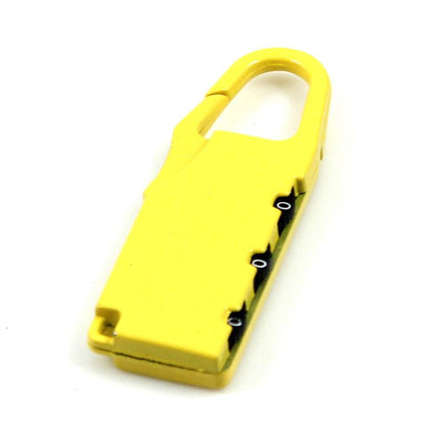 3-Digit Combination Luggage Lock (Cr-02B) CG Combination Padlocks One Dollar Only