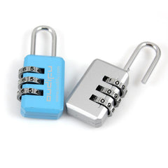 3-Digit Combination Luggage Lock (Cr-05B) CG Combination Padlocks One Dollar Only