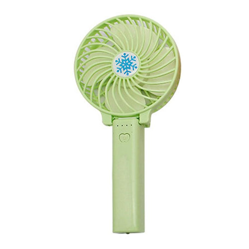 Handheld Usb And Battery Operated Fan