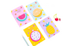 Fresh Fruit Theme Memo Pad POST IT / STICKY NOTES One Dollar Only