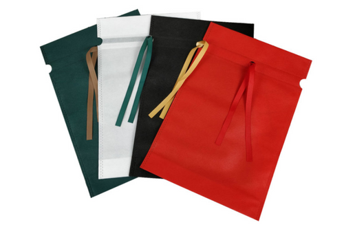 Solid Color Gift Pouch