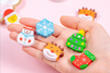 Christmas Theme Erasers SEASONAL One Dollar Only