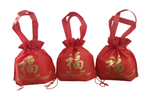 Chinese New Year Non-Woven Drawstring Bag Seasonal One Dollar Only