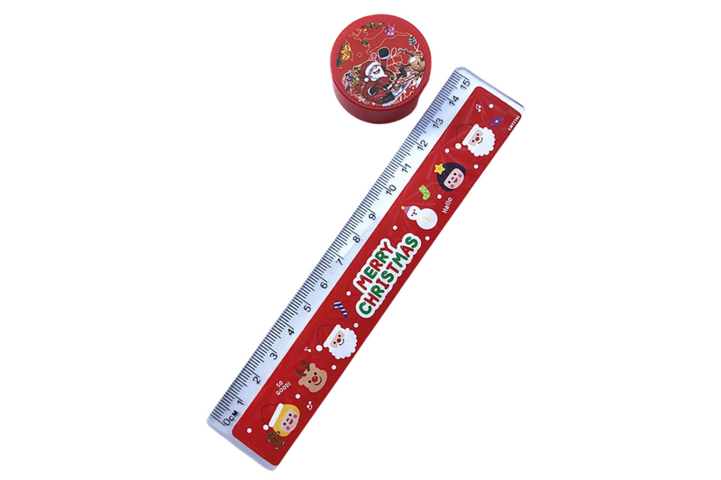 Christmas Theme Stationery Set Seasonal One Dollar Only