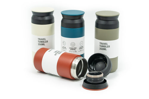 Travel Stainless Steel Vacuum Bottle (small)