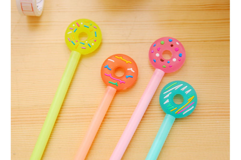 Donut Design Gel Ink Pen
