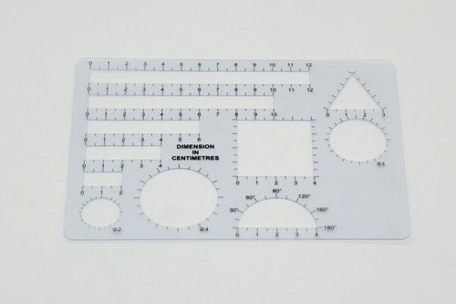 Model Drawing Template