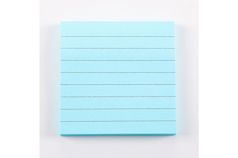 Square Lined Post it Notes Post-it One Dollar Only