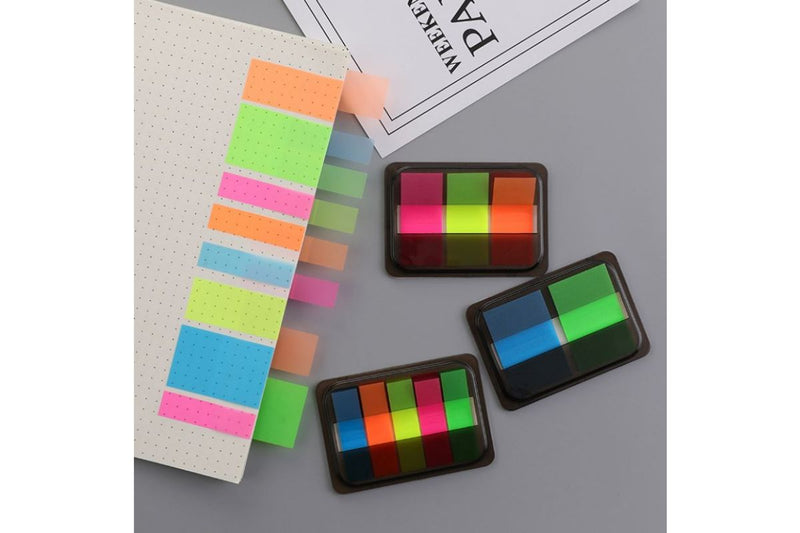Neon Pull Out Post-It Notes Post-it One Dollar Only