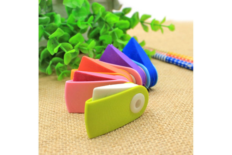 Candy Colored Rotating Erasers ERASERS One Dollar Only