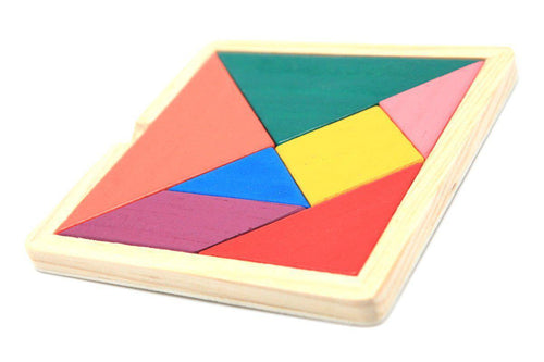 Tangram-Novelty/Children's Items,Fun stuff!,Children's Day Gifts (10% off),Traditional Games-One Dollar Only