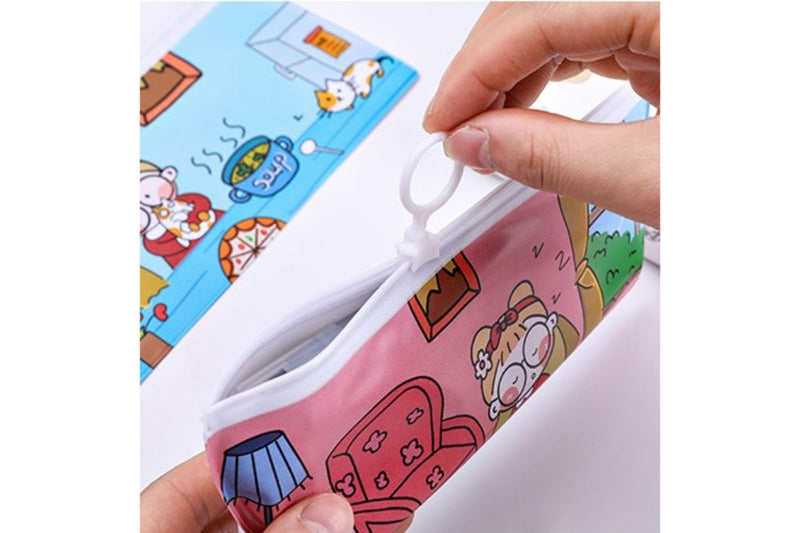Cute Little Girl Design Zip Case Cases One Dollar Only