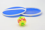 2pc Catching Disc and Suction Ball Game Set (Assorted) Games and Toys One Dollar Only