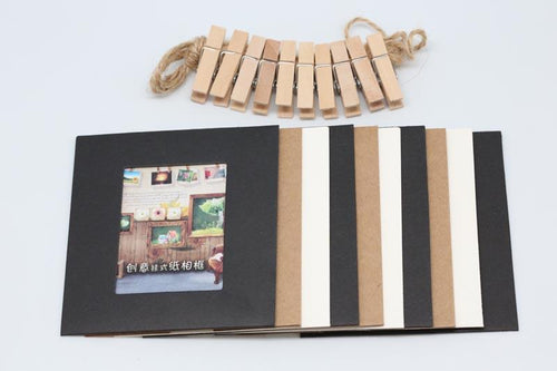 10pc Cardboard Photo Frame GIFTS IDEAS One Dollar Only