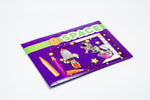 8pc 3D Colouring Cards Set Art Craft & D.I.Y One Dollar Only