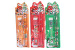 5-Piece Christmas Stationery Set Seasonal One Dollar Only