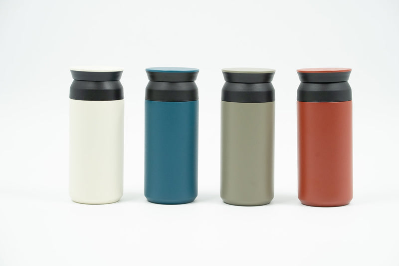 Travel Stainless Steel Vacuum Bottle (small) DRINKWARE One Dollar Only